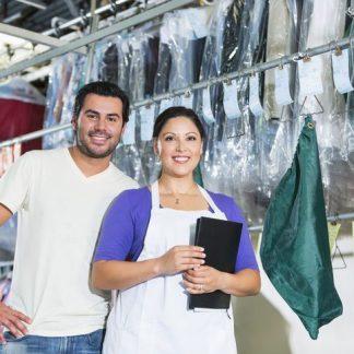 Tintorerías y lavanderías